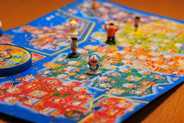どこでもドラえもん日本旅行ゲーム